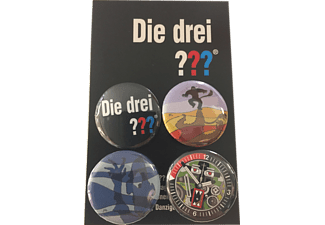 Die Drei ??? Button Set (Exklusiv)