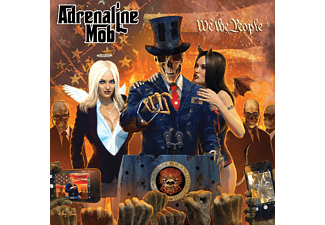 Adrenaline Mob - We the People - (CD)