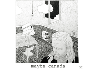 Maybe Canada - Ruined Hearts (Lim.Ed./Coloured Vinyl) - (Vinyl)