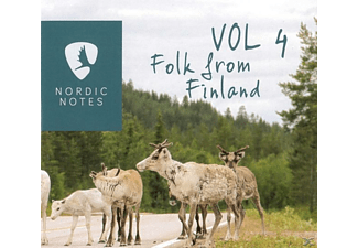 VARIOUS - Nordic Notes Vol.4: Folk From Finland - (CD)
