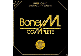 Boney M. - Complete (The Original-VINYL-Album Box) - (Vinyl)