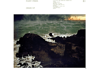 Fleet Foxes - Crack-Up - (Vinyl)