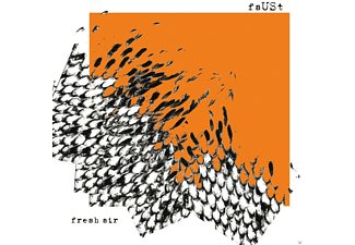 Faust - Fresh Air - (CD)
