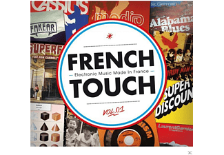 VARIOUS - French Touch 01 - (CD)