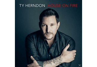 Ty Herndon - House On Fire - (CD)
