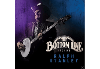 Ralph Stanley - The Bottom Line Archive - (CD)