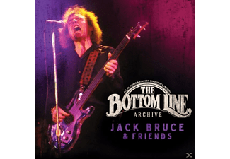 Jack Bruce & Friends - The Bottom Line Archive - (CD)