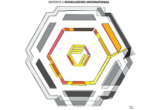 Emperor X - Oversleepers International - (CD)