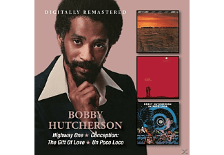 Bobby Hutcherson - Highway One/Conception/Un Poco Loco - (CD)