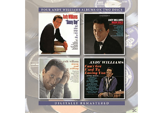Andy Williams - Danny Boy & Other Songs/Moon River/Warm & Willing - (CD)