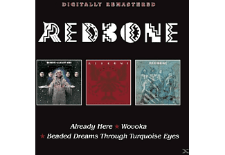 Redbone - Already Here/Wovoka/Beaded Dreams Through Turquois - (CD)