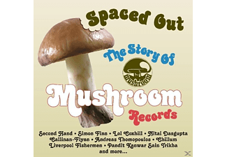 VARIOUS - Spaced Out-The Story Of Mushroom Records - (CD)
