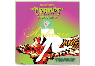 VARIOUS - Ambience-63 Nuggets From The Cramps' Record Vaul - (CD)