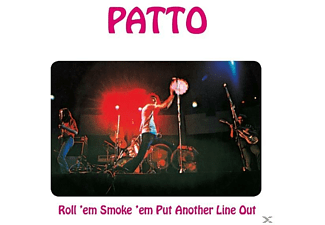 Patto - Roll'Em,Smoke'Em - (CD)