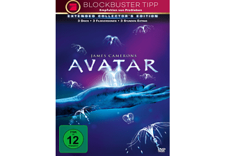 Avatar - Extended Collector's Edition - Pro 7 Blockbuster Animation/Zeichentrick DVD