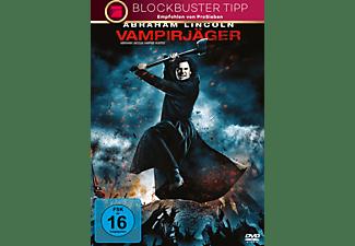 Abraham Lincoln - Vampirjäger - (DVD)