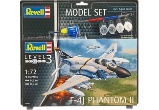 REVELL Model Set F-4J Phantom II Spielwaren