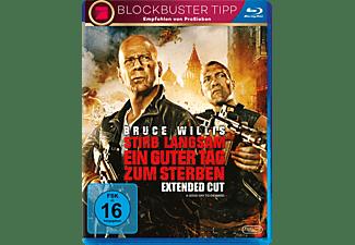 Stirb Langsam - Ein guter Tag zum Sterben - (Blu-ray)