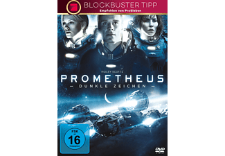 Prometheus - Dunkle Zeichen - Pro 7 Blockbuster Science Fiction DVD