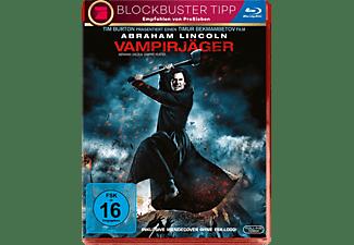 Abraham Lincoln - Vampirjäger - (Blu-ray)