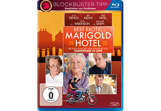 Best Exotic Marigold Hotel - (Blu-ray)