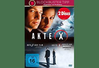 Akte X - Der Film / Akte X - Jenseits der Wahrheit - (DVD)