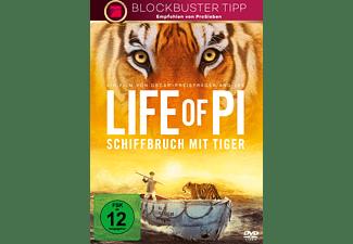 Life Of Pi - Schiffbruch mit Tiger - (DVD)