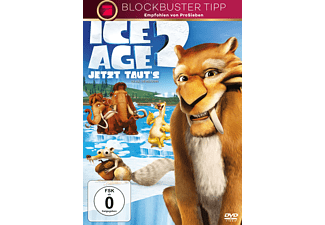 Ice Age 2 - Jetzt taut's - (DVD)