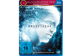 Prometheus - Dunkle Zeichen - Pro 7 Blockbuster Science Fiction Blu-ray