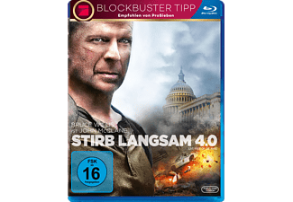 Stirb Langsam 4.0 - (Blu-ray)