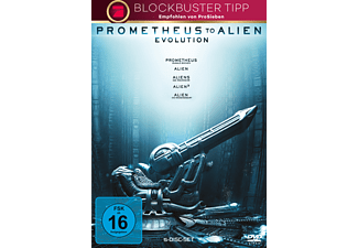 Prometheus to Alien - The Evolution [DVD]