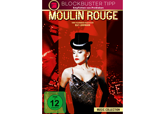 Moulin Rouge - (DVD)