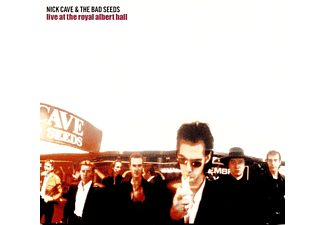 Nick Cave & The Bad Seeds - Live at the Royal Albert Hall (CD)