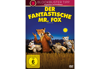 Der Fantastische Mr. Fox - (DVD)