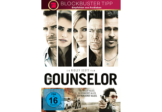 The Counselor [DVD]