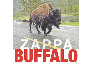 Frank Zappa - Buffalo (2CD) - (CD)