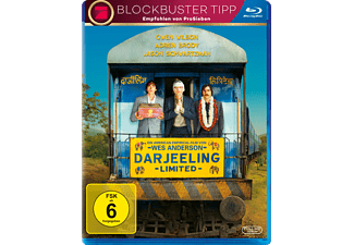 Darjeeling Limited - (Blu-ray)