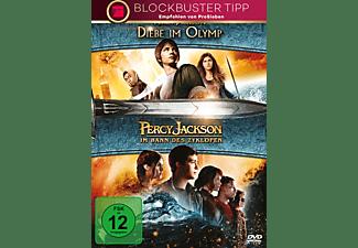 Percy Jackson 1+2 - (DVD)