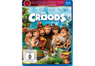 Die Croods [Blu-ray]