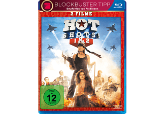 Hot Shots! 1+2 - (Blu-ray)