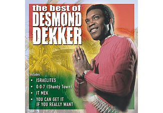 Desmond Dekker - The Best of Desmond Dekker (CD)