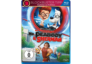 Mr Peabody & Sherman [Blu-ray]