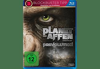 Planet der Affen - Prevolution - (Blu-ray)