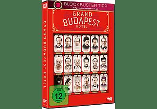 Grand Budapest Hotel - (DVD)