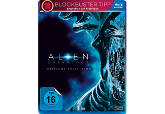 Alien Anthology Box - (Blu-ray)