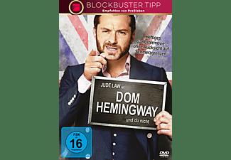 Dom Hemingway - (DVD)