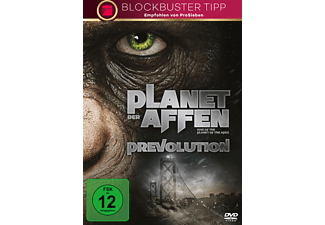 Planet der Affen - Prevolution - (DVD)