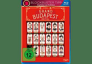 Grand Budapest Hotel - (Blu-ray)