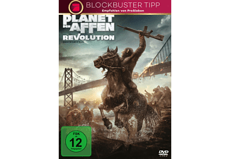 Planet der Affen - Revolution [DVD]