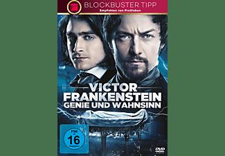 Victor Frankenstein - Genie und Wahnsinn - (DVD)